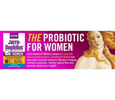 Jarow's Probiotic for Women